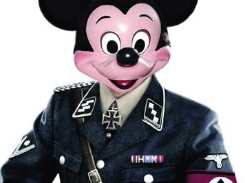 Max Papeschi: Mickey Nazi